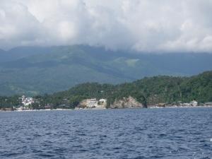 1. Mountain and beaches