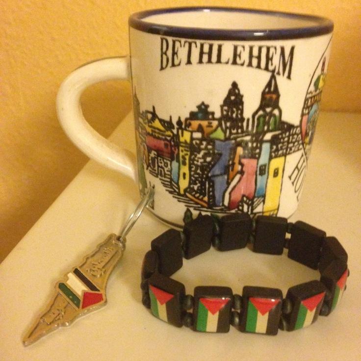 souvenirer Palestina